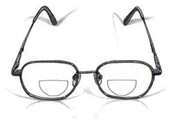 Bifocale bril