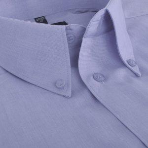 Paars overhemd