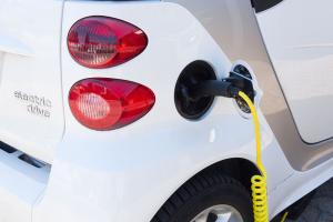 Benzine in de auto
