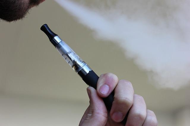 e-smoking populair