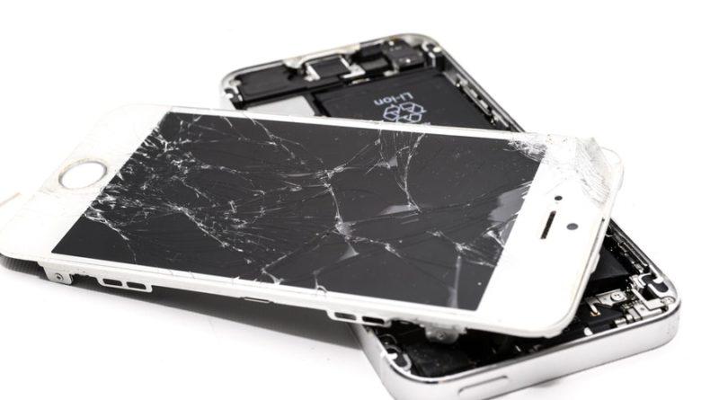 Mobiele telefoon reparatie