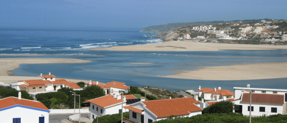 Kitesurf Lodge in het Portugese Obidos